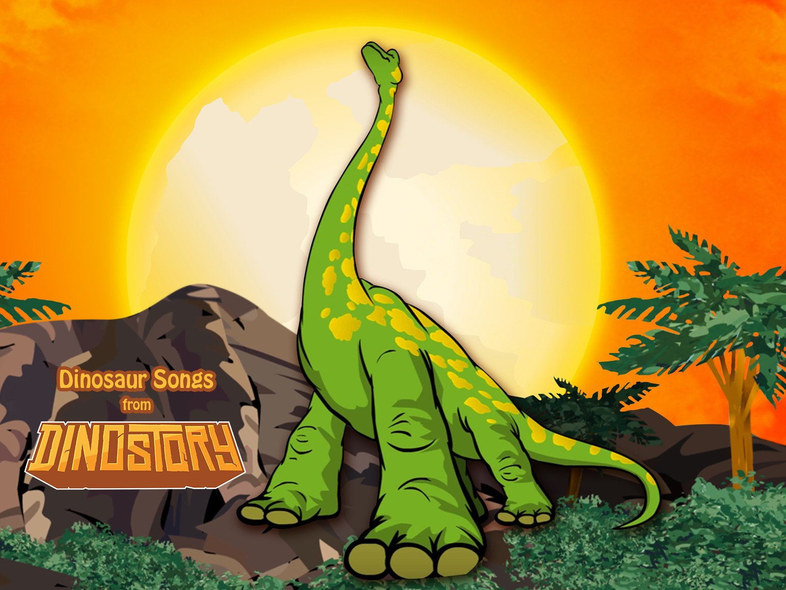 Dinosaur Songs from Dinostory - Season 1