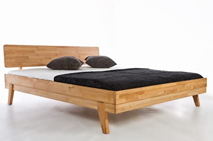 Massivholzbett Milano Kernbuche Doppelbett Bett Buche Massiv Holzbett NEU OVP sofort Lieferbar weitere Modelle im Shop (180x200)