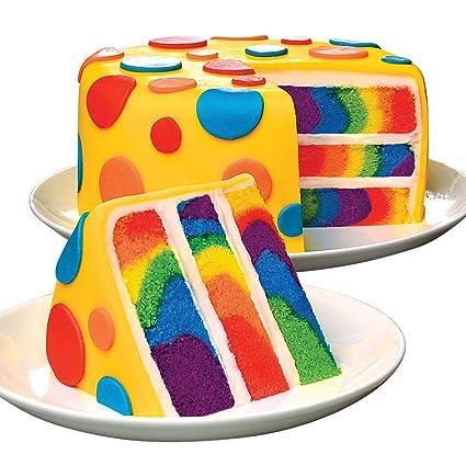 Dye Cake Dye Rainbow Tye Dye Cake