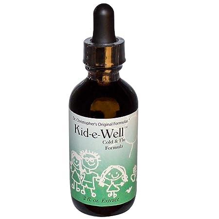 Отзывы Kid-e-Well Glycerite - 2 oz - Liquid
