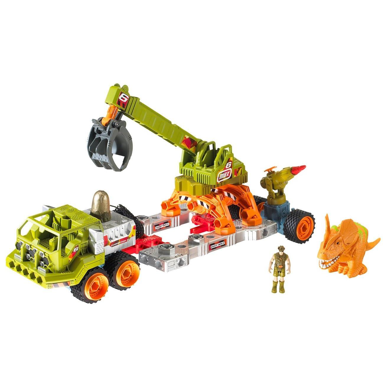 Dinosaur Hunter Truck Matchbox
