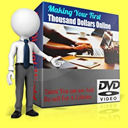 Making Your First Thousand Dollars Online