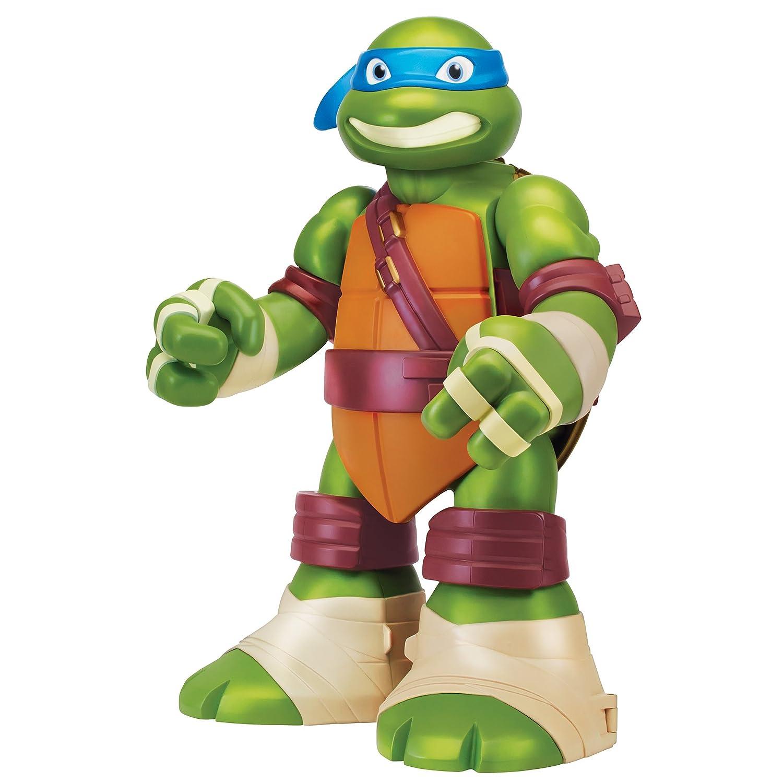 Teenage Mutant Ninja Turtles Leonardo Turtle Playset