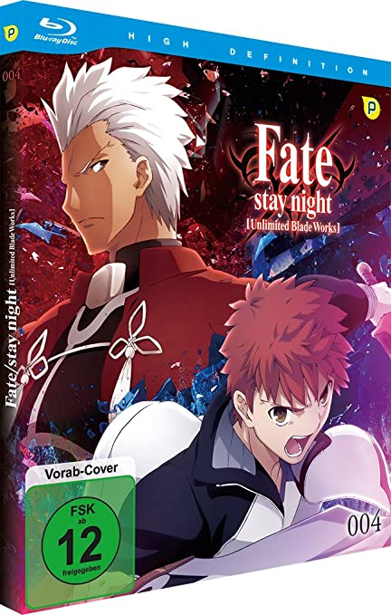 Fate/stay night [Unlimited Blade Works] - Vol. 4