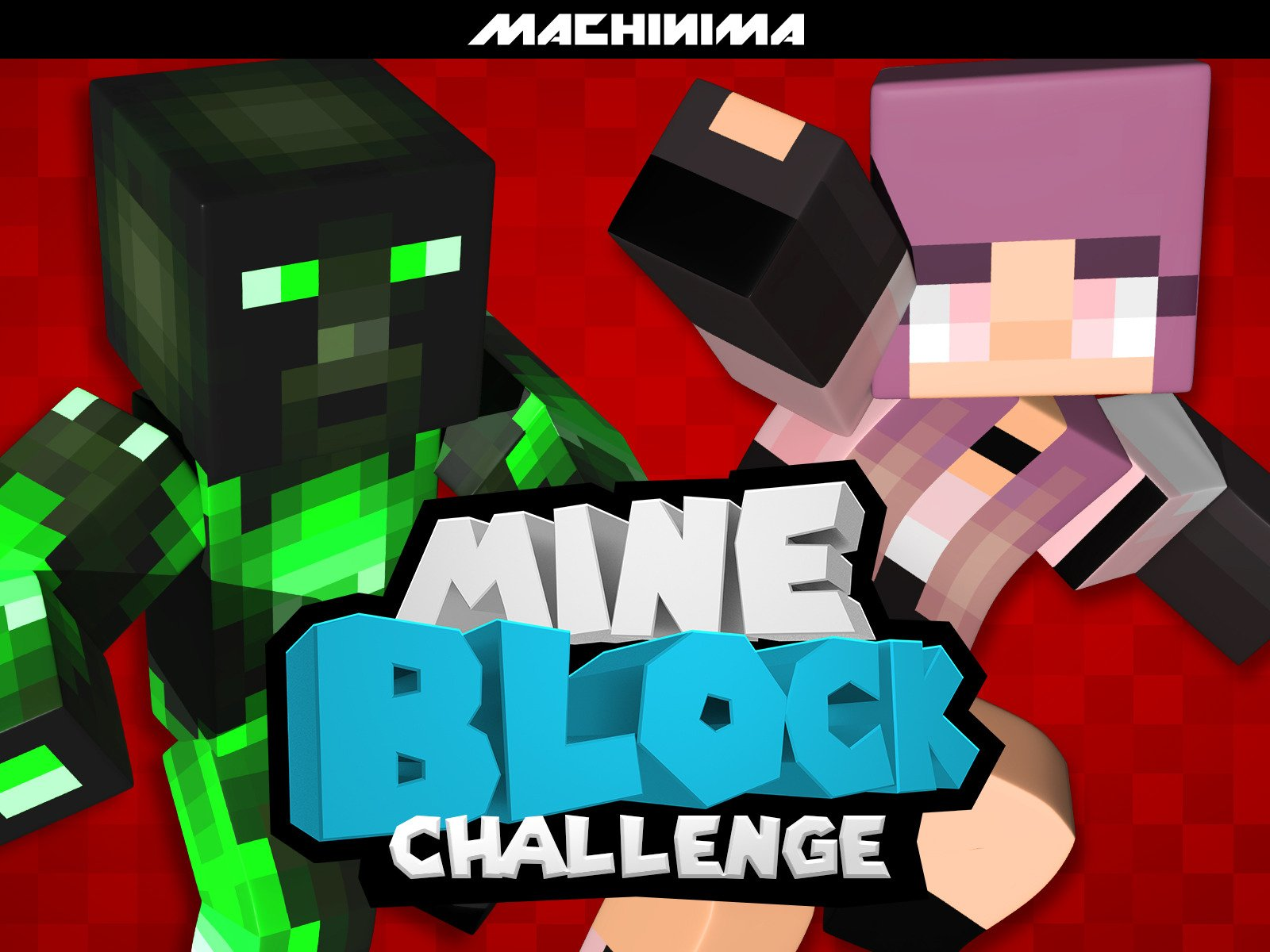 Clip: Mine Block: Challenge on Amazon Prime Video UK