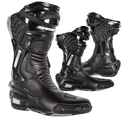 Nouveau 2015 Spada moto X-Pro bottes noir