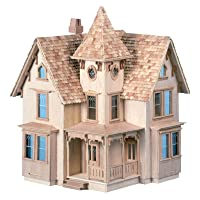 The Greenleaf Fairfield Dollhouse Kit
