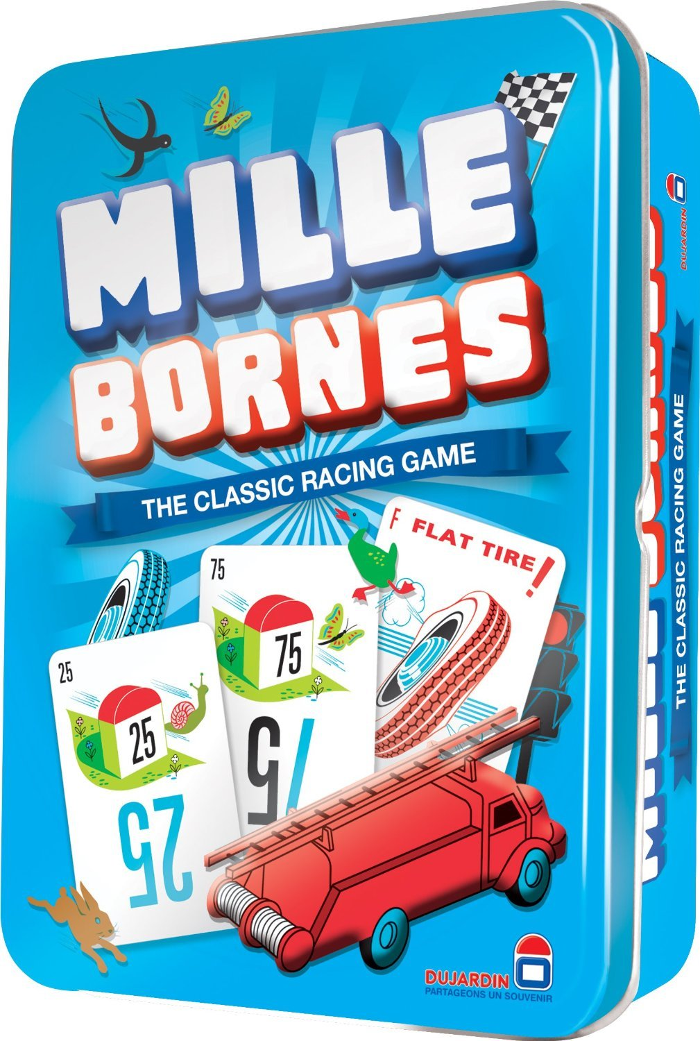 Mille bornes card game new free shipping - Coup fourre mille bornes ...