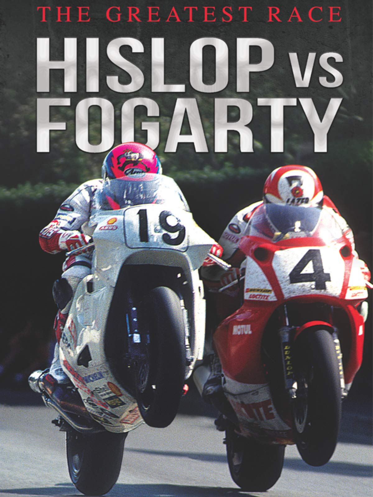 The Greatest Race - Hislop v Fogarty