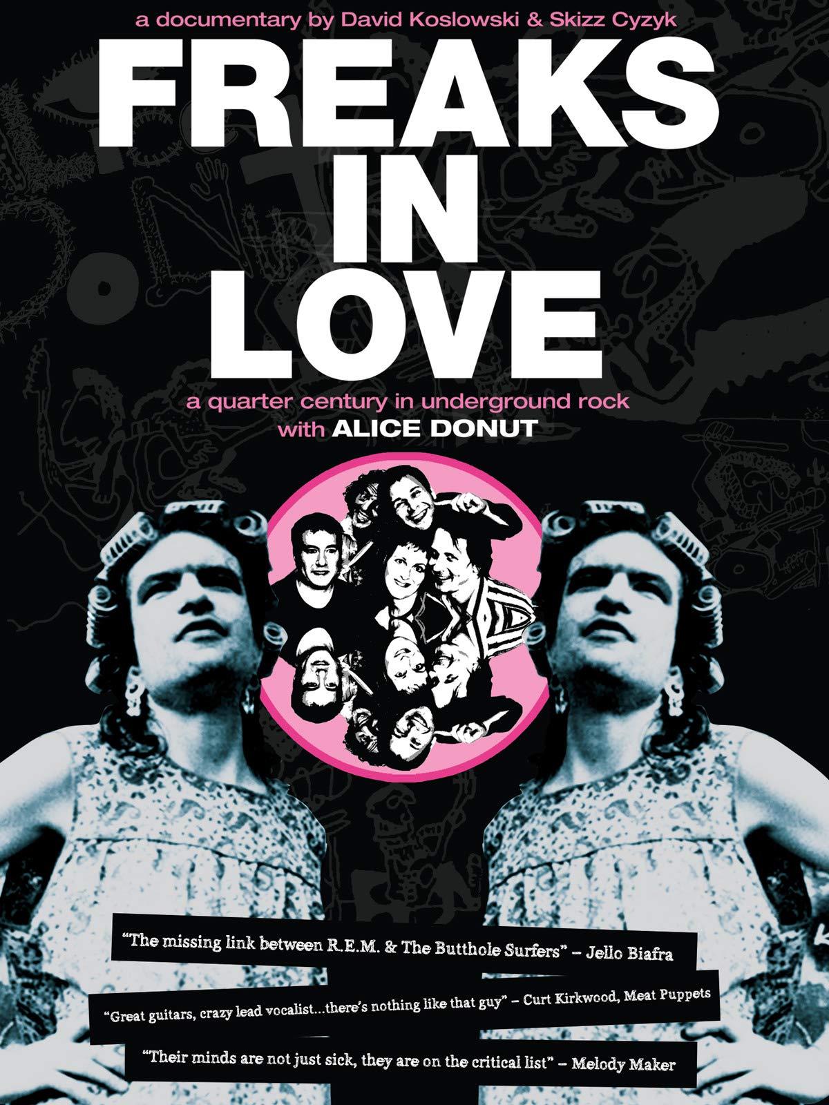 Alice Donut - Freaks In Love