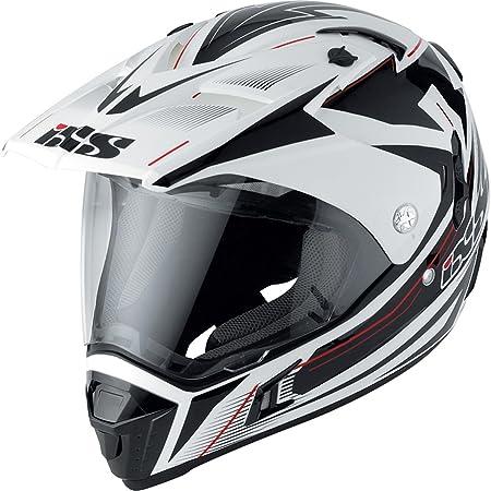 Casque moto cross Enduro IXS HX 207