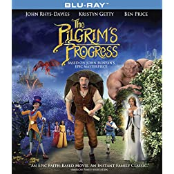 The Pilgrim's Progress [Blu-ray]