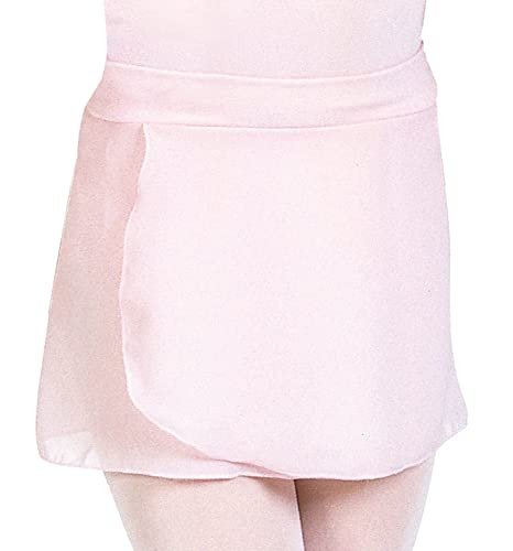Mirella Child Chiffon Pull-On Ballet Skirt, MS12CH