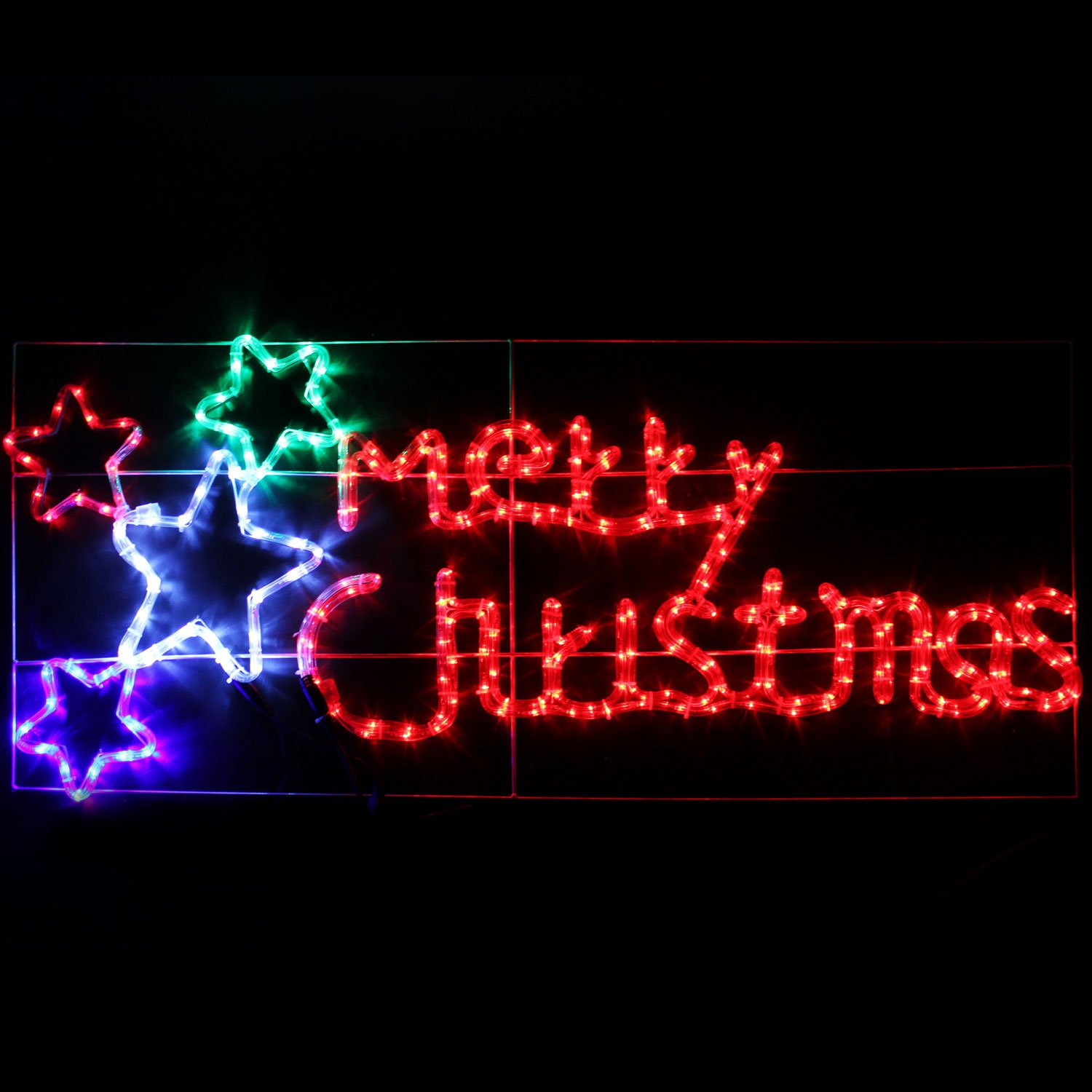 Large outdoor christmas decorations for Large outdoor christmas signs