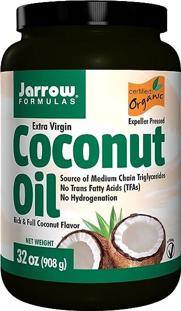 Отзывы Jarrow Formulas Coconut Oil 100% Organic Extra Virgin