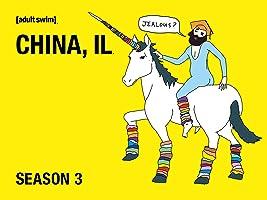 China, IL Season 3