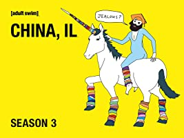 China, IL Season 3