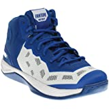 AND1 Men's fantom Basketball Shoe,Surf The Web/White/White,US 11 M