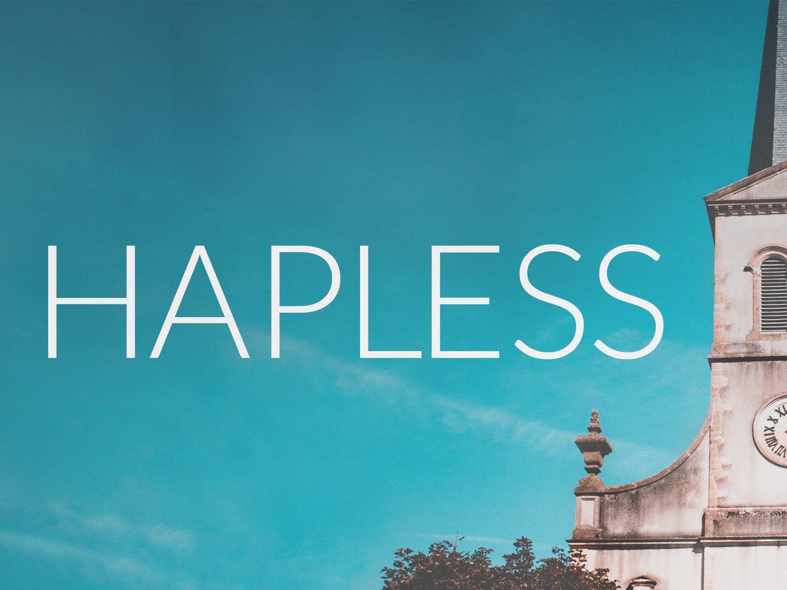 Hapless - Season 1