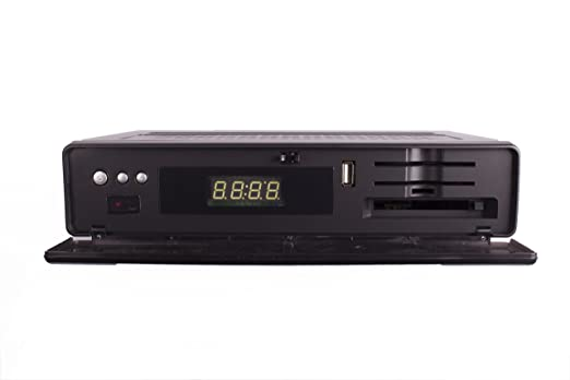 Opticum HD Odin Twin E2 DVB-S2 mit PVR