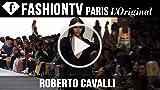 Milan S/S 2015 First Look - Roberto Cavalli