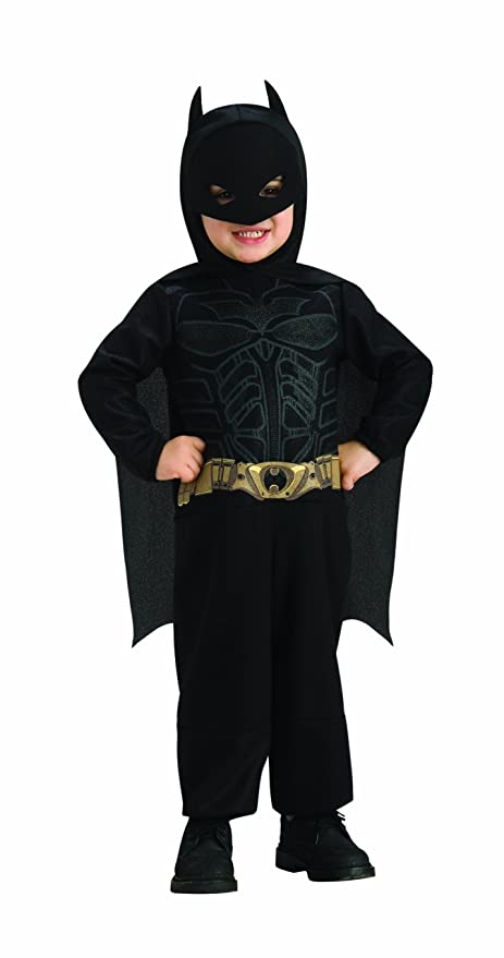 Batman Costume for Toddler Boys