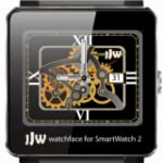 JJW Animated Gear Watchface 2 for Sma...