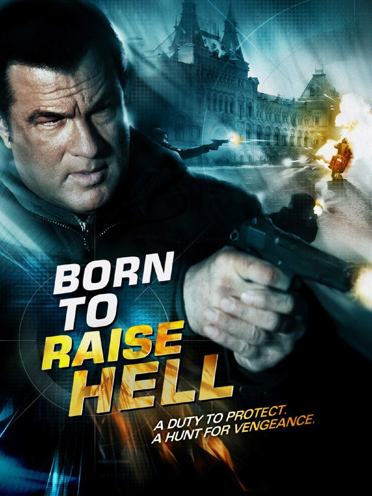Born to Raise Hell on Amazon Prime Video UK
