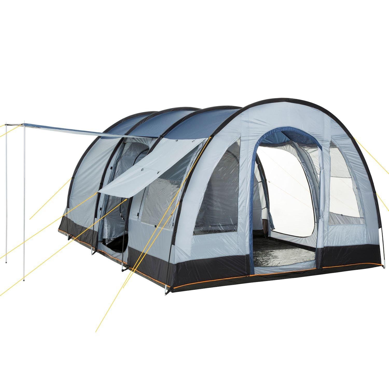 CampFeuer - Großes Tunnelzelt, Blau /