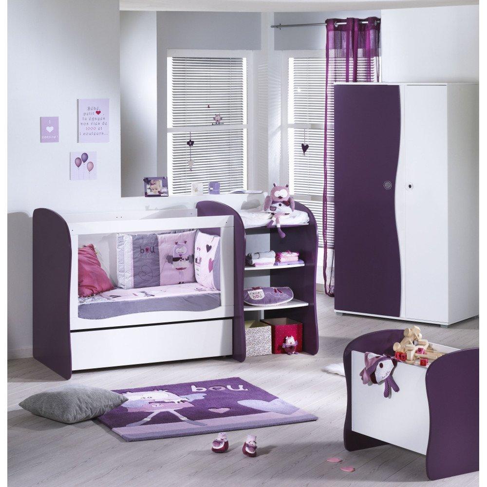 """Sauthon Kinderzimmer """"Pop"""" violet günstig kaufen"""