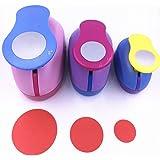 TECH-P Set of 3PCS Circle (2