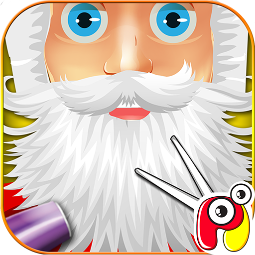 Crazy Beard Salon - Free Girls Kids Game