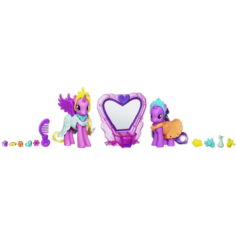 My Little Pony Twilight Sparkle and Princess Cadance Crystal Jewel Salon Set