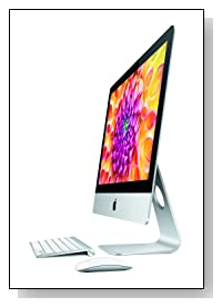 Apple iMac ME086LL/A Review