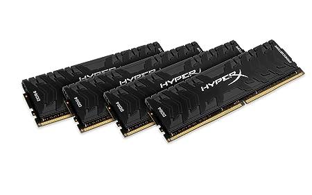Kingston HX432C16PB3K4/16 Mémoire RAM 16 Go