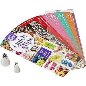 Wilton 2104-7554 Quick Tips Reference Guide (Color: Multi Colored)