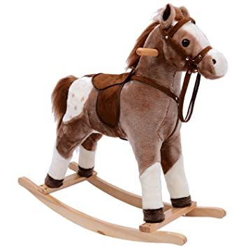 clippity clop rocking horse
