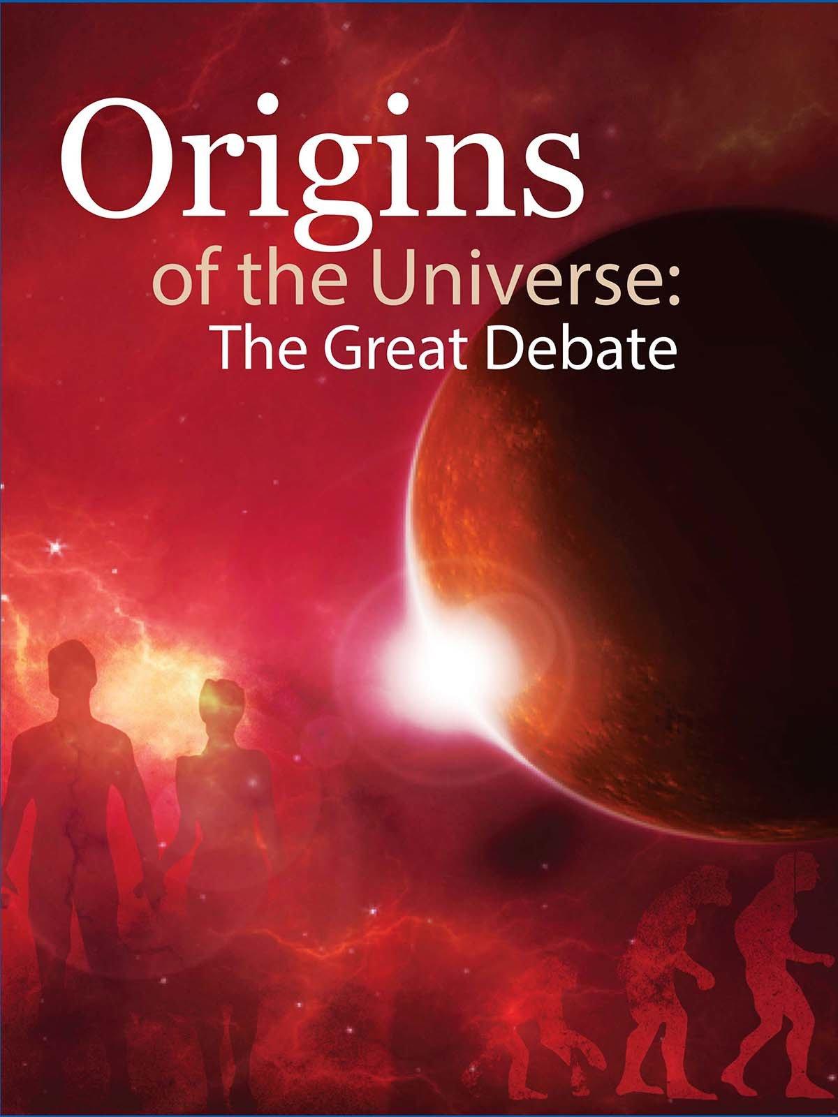 Origins of the Universe: The Great Debate on Amazon Prime Video UK