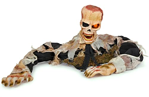 Escape From the Grave Zombie Animated Prop