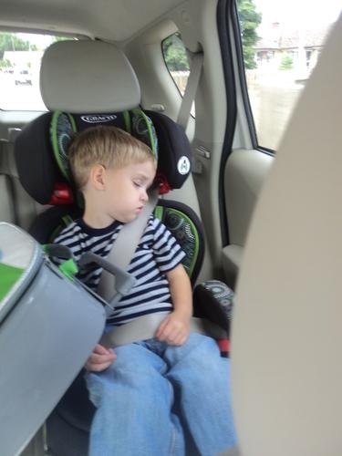 Why Choose Graco Highback Turbo Booster Seat Megan