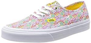 Vans U Authentic(the Beatles) A, Sneakers Basses Adulte Mixte   Commentaires en ligne plus informations