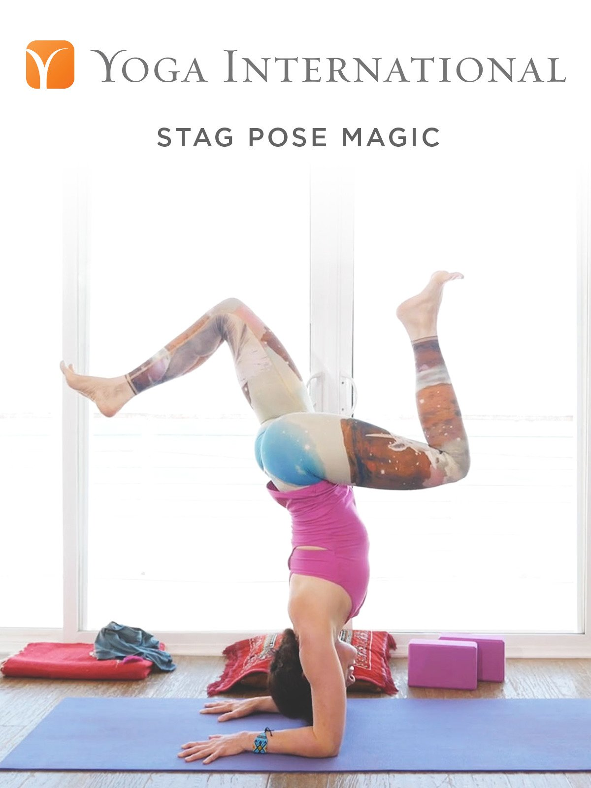 Stag Pose Magic on Amazon Prime Instant Video UK