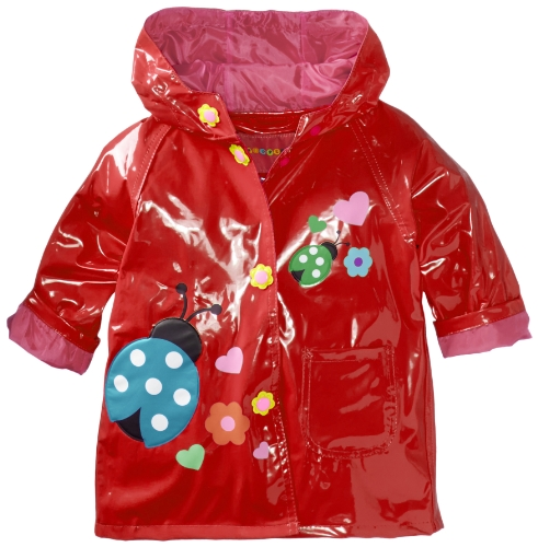 Ladybug Rain Gear Sets For Toddlers Christmas Gifts For