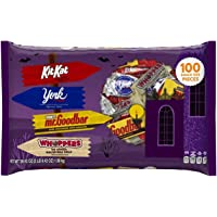 100-Pc. HERSHEY'S Halloween Snack Size Chocolate