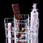 Large Size Cosmetic, Lipstick and Makeup Brush Organizer