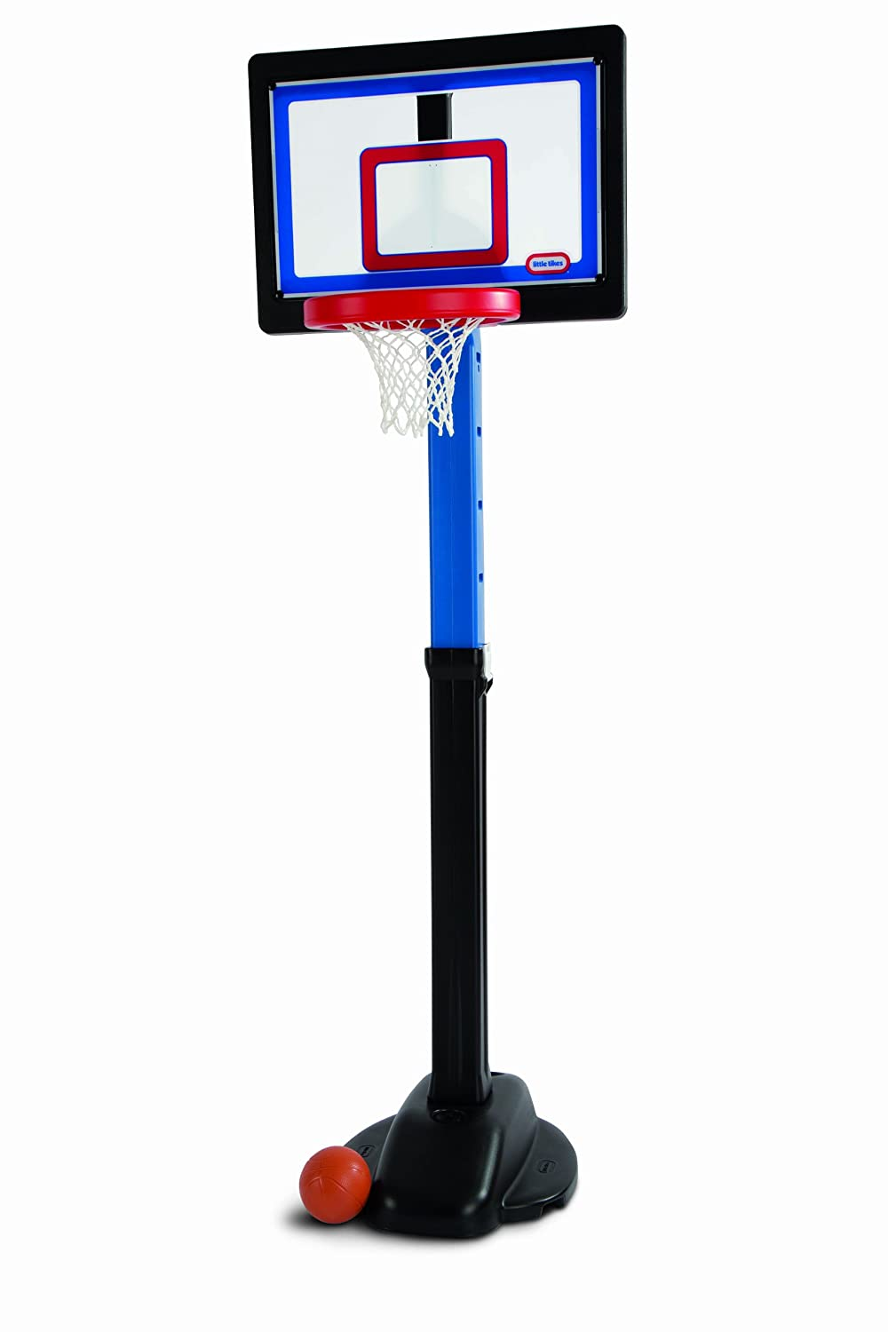 An Image of Little Tikes Play Like a Pro Basketball Set