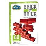 Think Fun Think Fun Brick by Brick, Multi Color