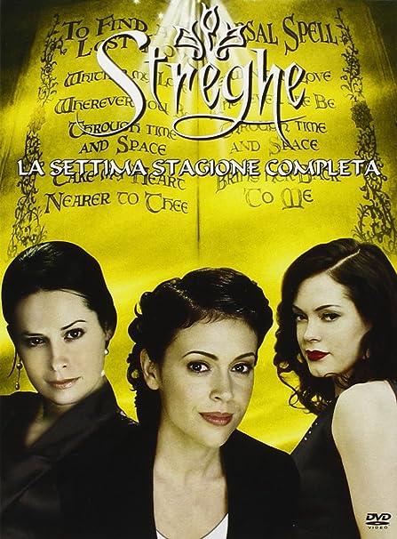 Streghe Stagione 07 6 Dvd