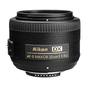 52MM Reversible Tulip Flower Lens Hood and Lens Cap Kit for Nikon AF-S DX NIKKOR 35mm f//1.8G Lens