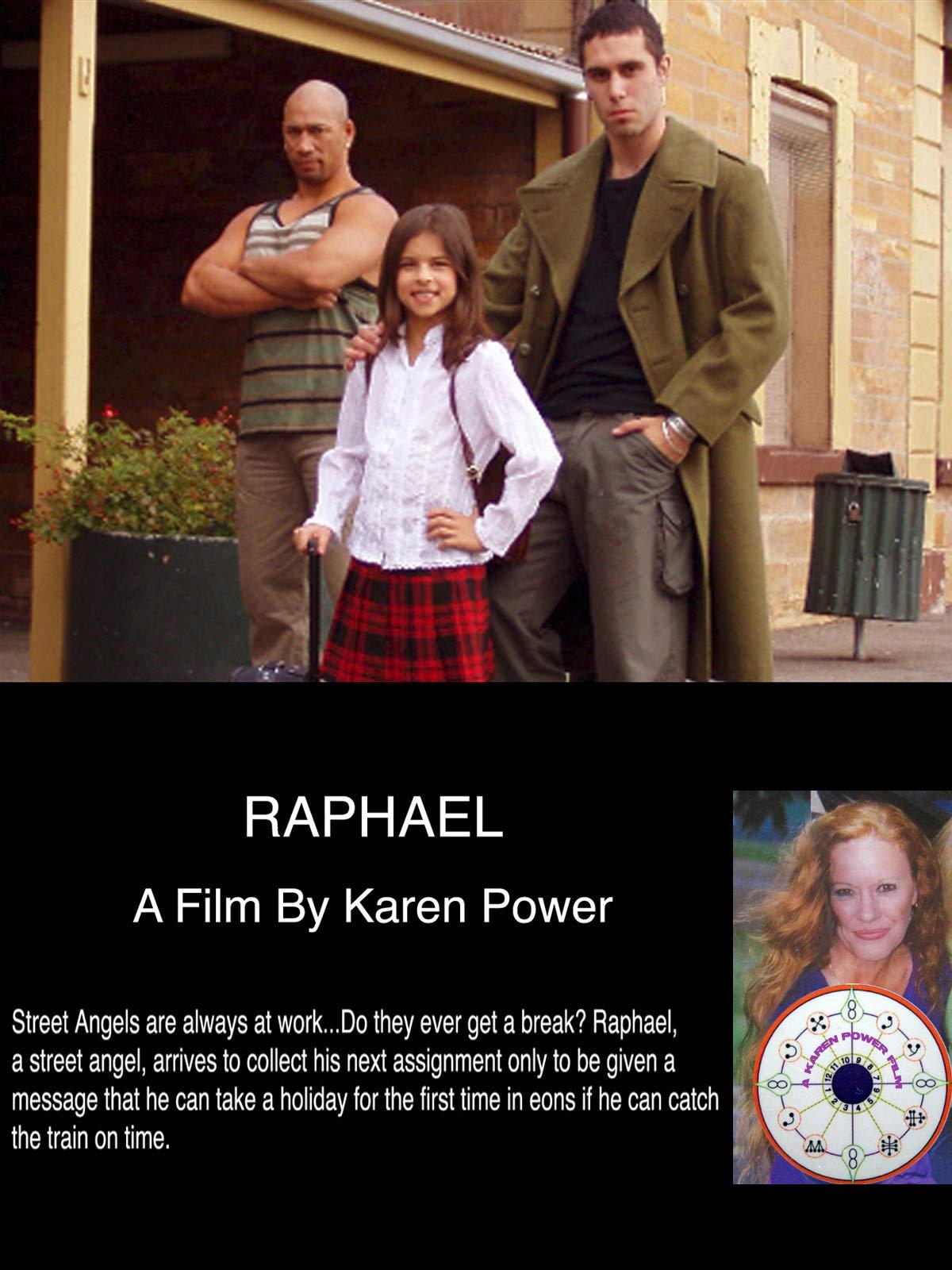Raphael on Amazon Prime Video UK